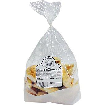 Mini croissants rellenos al cacao Bolsa 300 g