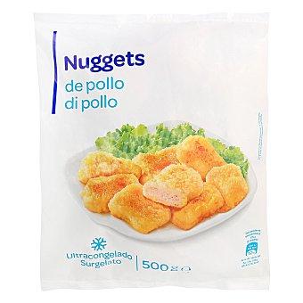 Carrefour Nuggets de pollo congelados 500 g