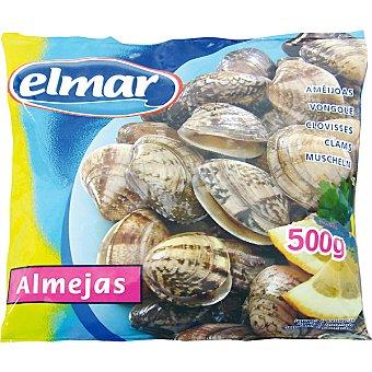 El Mar Almejas finas Bolsa 500 g neto escurrido