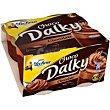 Dalky de vainilla Pack 4x100 g La Lechera Nestlé