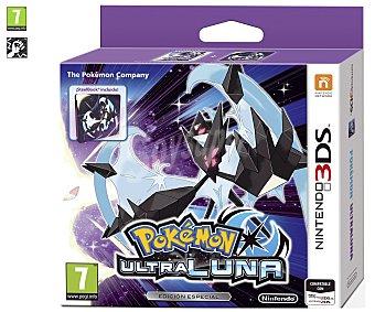 Nintendo Videojuego Pokemon Ultra Luna Edición Especial. Género: Rol. PEGI: +7