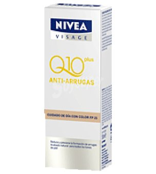 Nivea Crema color Q10 Plus Visage 50 ml