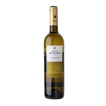 Clos Mustardo Vino D.O. Priorat blanco 1 l
