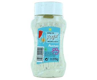 Auchan Salsa de yogur 280 gramos