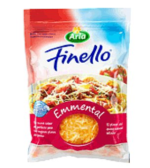 Arla Queso rallado Finello Emmental 150 g
