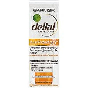Delial Garnier Crema solar F30 Caja 75 ml