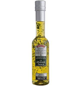 Borges Aceite albahaca fresca 200 G