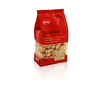 Quely Quelitas mini galletas de pan Bolsa 200 g