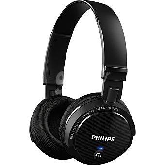 Philips Auriculares de diadema semicerrados inalámbricos con bluetooth SHB5500BK 1 unidad
