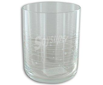 EFG Vaso modelo bliss, con capacidad de 250 centilitros y diseño en color blanco 1 Unidad