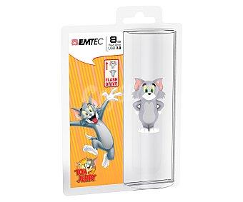 EMTEC TOM Memoria Usb Pendrive, 8GB, Usb 2.0 8GB Usb 2.0