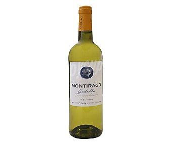 Montirago Vino blanco con denominación de origen Monterrei Botella de 75 cl