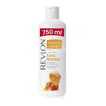 Natural Honey Gel de Baño Ducha Miel 750ml