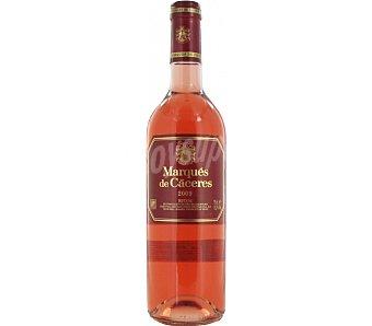 Marqués de Cáceres Vino Rosado Rioja Botella 75 cl