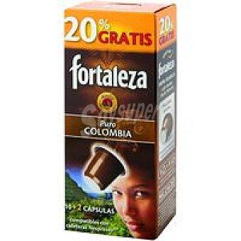 Fortaleza Café Colombia Caja 12 c