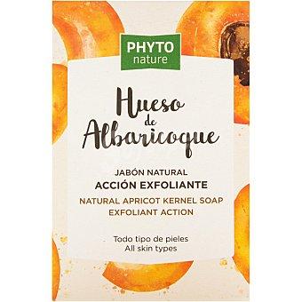 Luxana Phyto Nature Jabón natural acción exfoliante Hueso de Albaricoque Pastilla 120 g
