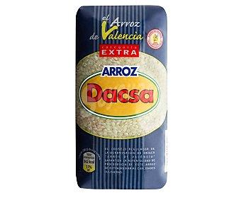 Dacsa Arroz redondo Paquete de 1 kilogramo
