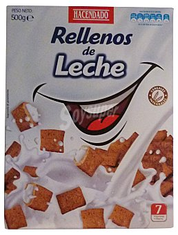 Harrisons Cereal relleno leche Caja 500 g