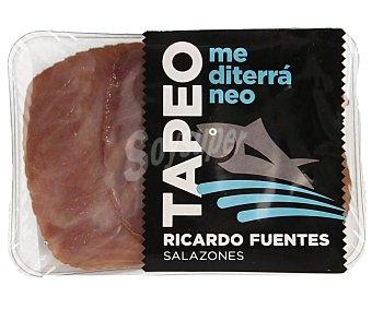 RICARDO FUENTES Atún ahumado loncheado 50 gramos