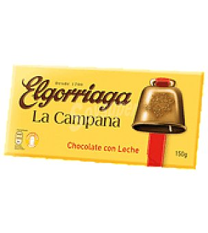 El Gorriaga Chocolate con leche 150 g