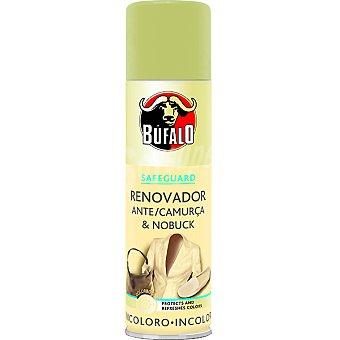 Bufalo Limpia calzado renovador de ante & nobuck neutro Spray 250 ml