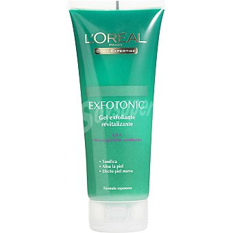 L'OREAL BODY EXPERTISE Exfotonic gel exfoliante revitalizante Tubo 200 ml