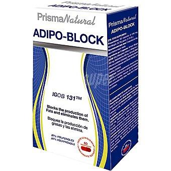 PRISMA NATURAL Adipo-Block Bloquea la producción de grasas y las elimina Envase 60 capsulas