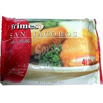 FRIMESA Sanjacobo de pollo 4 unidades estuche 360 g 4 unidades