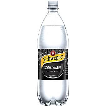 Schweppes Agua soda Botella 1,5 l