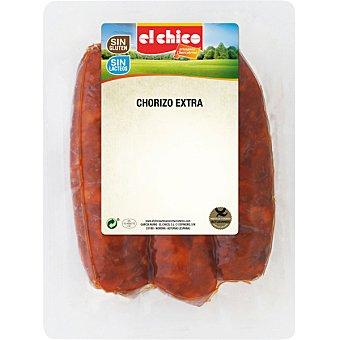 El Chico Chorizo asturiano extra Bolsa 250 g