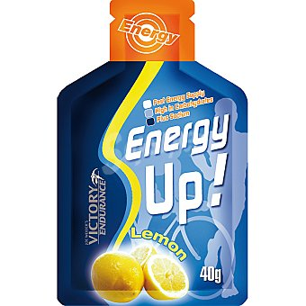 VICTORY ENDURANCE Energy Up gel sabor limón  envase 40 g