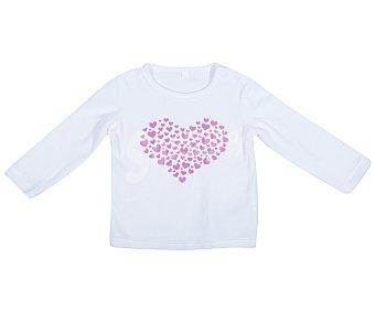 In Extenso Pijama de bebe de terciopelo, color blanco, talla 74