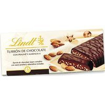 Lindt Turrón de chocolate Caja 200 g