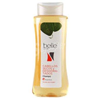 Belle Champú cabello seco  Bote 400 ml