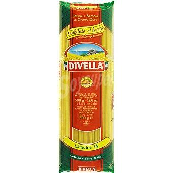 DIVELLA Linguine trafilati Paquete 500 g