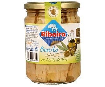 Ribeira Bonito del norte en aceite de oliva 260 gramos