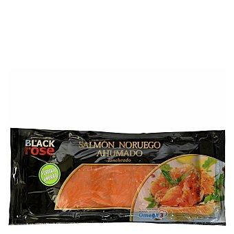 Black Rose Salmón ahumado noruego 180 g