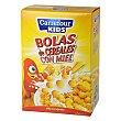 Cereales de bolas con maíz y miel 500 g Carrefour Kids