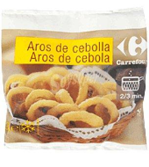 Carrefour Aros de cebolla 300 g