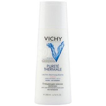 Vichy Leche limpiadora piel seca-sensible Bote 200 ml