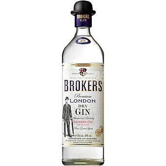 BROKERS Ginebra premium London  botella 70 cl