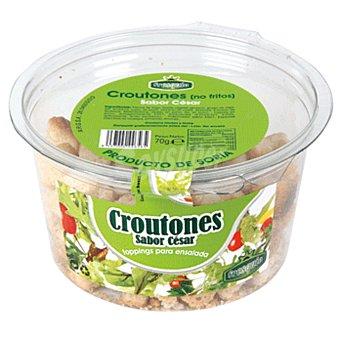 Cesar Croutones Tarrina 70 gr