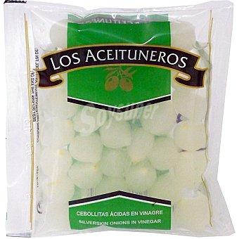 Los Aceituneros Cebollitas Bolsa 100 g