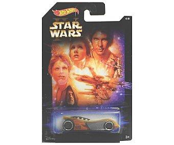 Star Wars Disney Surtido de vehículos básicos a escala 1:64 1 unidad