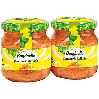 Bonduelle Zanahoria rallada Pack de 2x110 g
