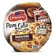 Pizza de carne sabor barbacoa 410 g Campofrío