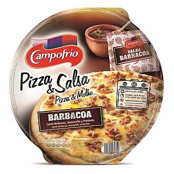 Campofrío Pizza de carne sabor barbacoa 410 g