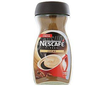 Nescafé Café soluble classic con mucha crema 200 gr