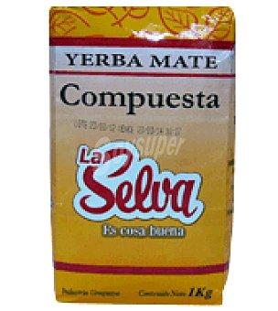 La Selva Yerba Mate compuesta 1 kg