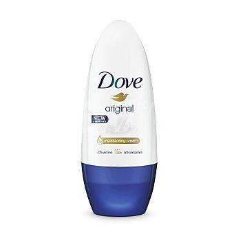 Dove Desodorante roll on para mujer original Bote 50 ml